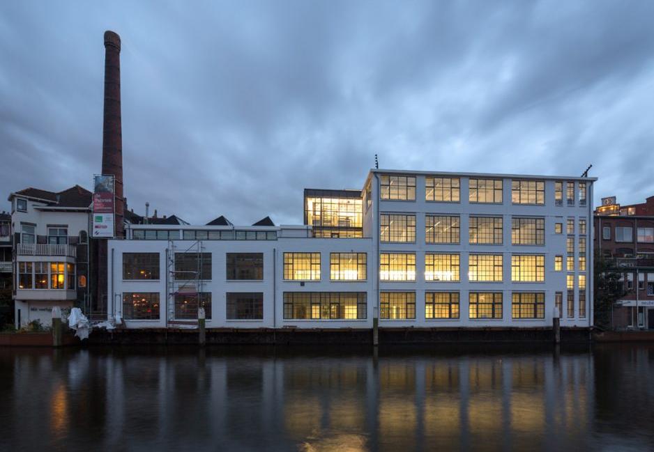Fabriek van Delfshaven
